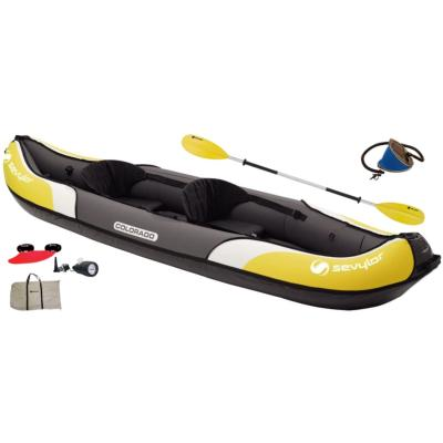 PACK Kayak Gonflable SEVYLOR COLORADO